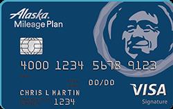 Alaska Airlines Visa Signature®