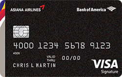 Asiana Visa Signature®