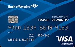 Bank of America® Travel Rewards