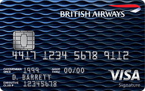 British Airways Visa Signature®