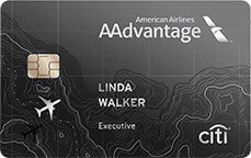 Citi® / AAdvantage® Executive World Elite™