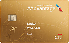 Citi® / AAdvantage® Gold World Elite™