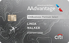 Citi® / AAdvantage® Platinum Select® World Elite™