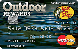 Bass Pro Shops® Outdoor Rewards® — MaxRewards