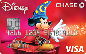Disney Rewards Visa®