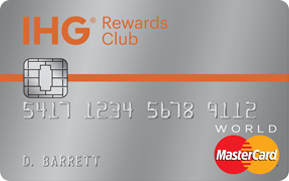 IHG® Rewards Club Select