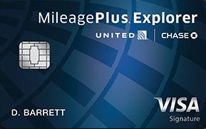 United MileagePlus® Explorer