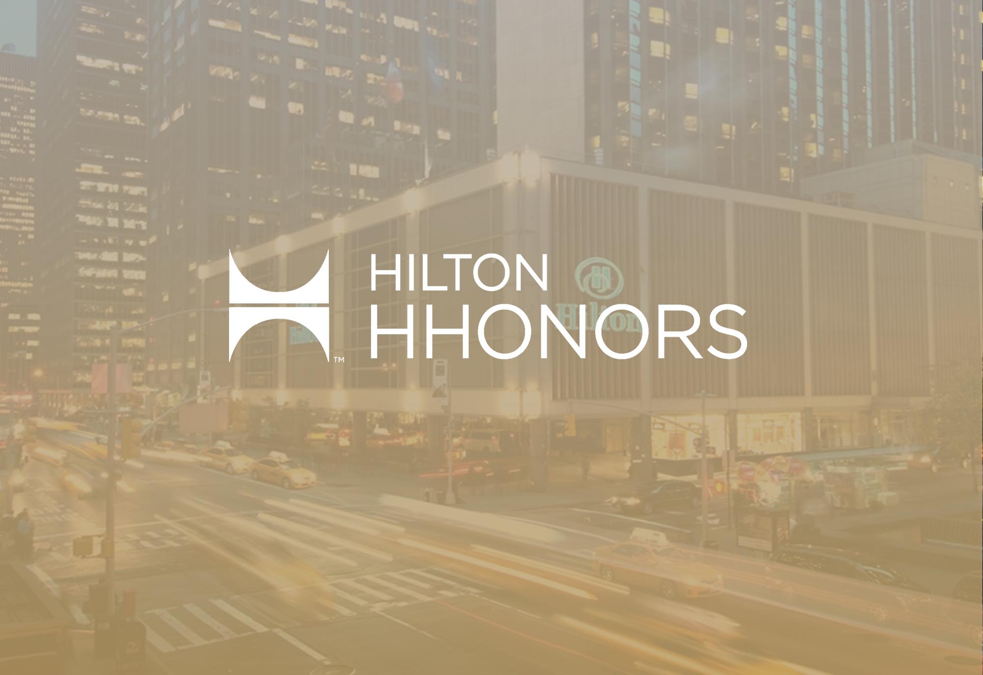 Hilton HHonors Rewards Program Overview — MaxRewards
