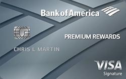 Bank of America®Premium Rewards®